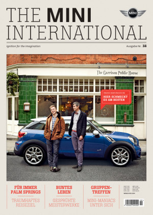 Mini International Magazine | Publication & Exhibition