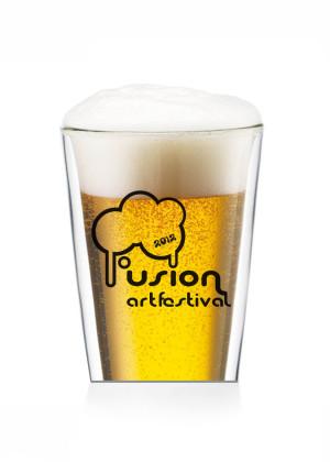 Logo Fusion Art Festival